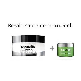 Sensilis upgrade lipo-lifting crema noche 30 ml