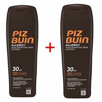 Piz buin spray allergy spf 30 200ml+ 200ml