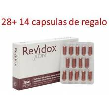 Revidox Adn triplo 3x 28 caps+ regalo test de edad biologica