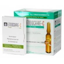 Endocare C oil- free 30 ampollas +regalo 3 ampollas C peel
