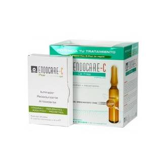 Endocare C oil- free 30 ampollas +regalo ritual belleza