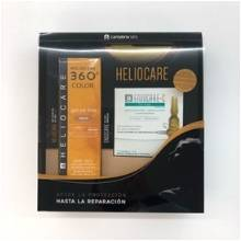Heliocare 360º gel oil free color Beige + regalo