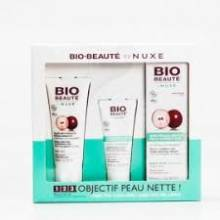 Bio beaute Pack crema de tratamiento multicorreccion 40ml +gel limpiador equilibrante 50 ml + Mascarilla 30 ml
