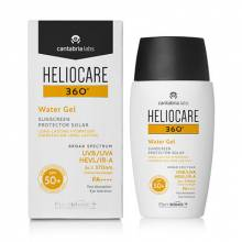 Heliocare 360º spf 50+ water gel 50 ml