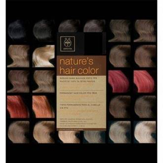Apivita tinte nature hair colour nº 5.65 mahogany