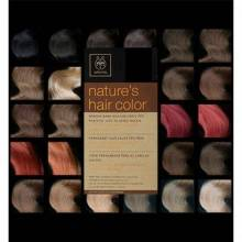Apivita tinte nature´s hair color Nº 1.0 negro
