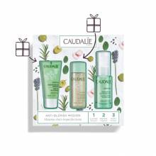 Caudalie vinopure serum 30 ml + locion purificante 50 ml + gel purificante 30 ml