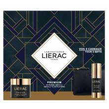 Lierac premium crema voluptuosa 50 ml+mascarilla premium supreme 75 ml+ regalo serum regenerante 30 ml+neceser