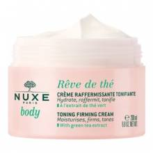 Nuxe body reve de the crema reafirmante tonificante 200 ml