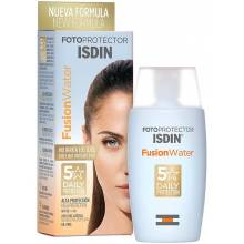 Isdin fotoprotector spf 50 fusion water 50 ml