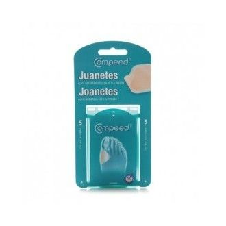 Compeed juanetes medianos 5 unid