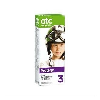Otc antipiojos spray repelente repelice 125 ml